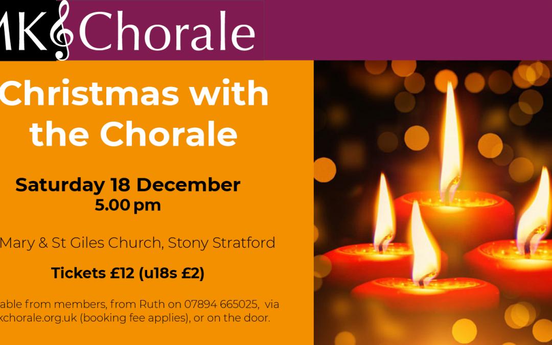 Christmas Concert: 18 December 2021